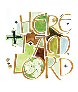 Here I Am Lord - Hope United Methodist Church